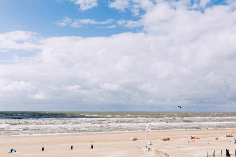 Beachclub No5, Zandvoort strand, stranddtent bruiloft